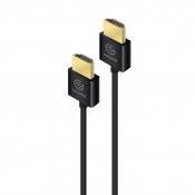 ALOGIC supertunn HDMI-kabel med stöd för Ethernet ver 2.0b - 3m
