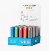 AM - Mist cleaner Display (25-pack)