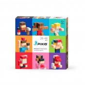 PIXIO Mini Figures - POS Set (16 Packages)