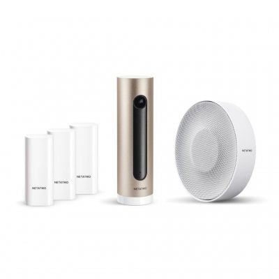 Netatmo Smart Security Bundle